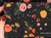Birchbox Noviembre. cuento Otoño.
