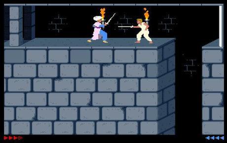 Captura de Prince of Persia