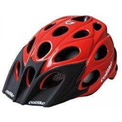 Catlike Leaf CV Casco de Ciclismo, Rojo (Red Glossy), MD