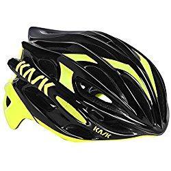 Kask Mojito 16 -Casco de bicicleta, MOJITO 16, Black/Yellow fluo