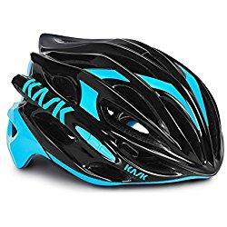 Kask Mojito 16 -Casco de bicicleta, MOJITO 16, Black/Azzuro