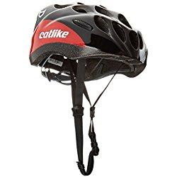 Catlike Kitten SV Casco de Ciclismo, Rojo (Red / Black / White), SM