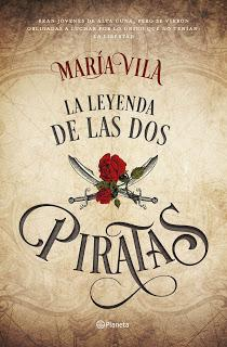 La leyenda de las dos piratas, de María Vila