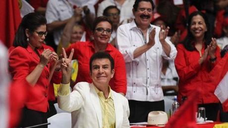 Nasralla es el virtual ganador de elecciones Honduras.