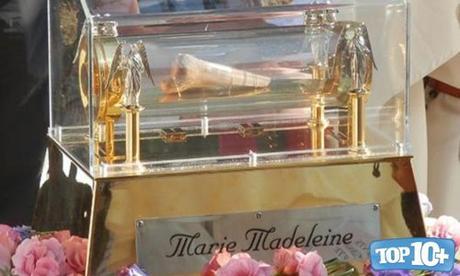 Brazo de María Magdalena-entre-las-reliquias-mas-misteriosas-del-mundo
