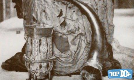 La Bandera de las Hadas de Dunvegan-entre-las-reliquias-mas-misteriosas-del-mundo