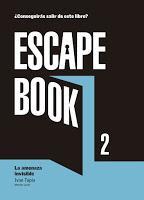Escape Book 2 y Escape Book Junior
