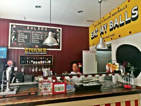 Bolero Meatballs: solo riquísimas bolas (de carne)