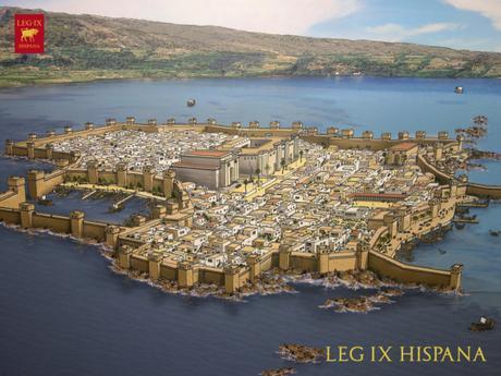 La colonia fenicia de Baria