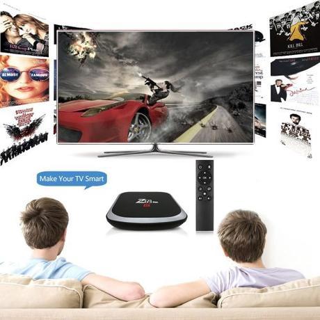 Z69 Plus, una alternativa más para nuestra televisión