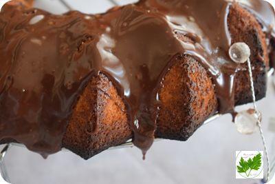 Bizcocho de Queso Fresco y Chocolate
