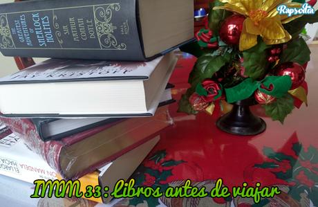 IMM #33: Libros antes de viajar