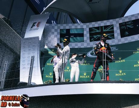 Resumen de la Temporada 2017 de F1 | Comienza la era de los Tetracampeones