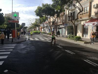 III Carrera Solidaria Contra La Violencia Machista (Plus Ultra)