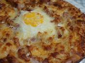 Pizza tortitas