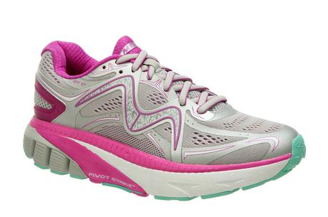 La zapatilla del runner se llama GT