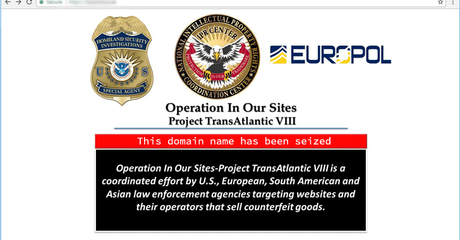 Europol counterfeit products