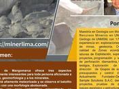 #MinerLima2017 Domingo Excursión Geológica: Búsqueda Minerales Mangomarca