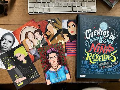 Reseña: Cuentos de buenas noches para niñas rebeldes de Elena Favilli & Francesca Cavallo