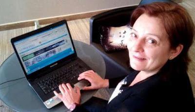 Ivette Chardis me entrevista en su blog