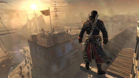 Se rumorea Assassin's Creed Rogue HD para el año que viene