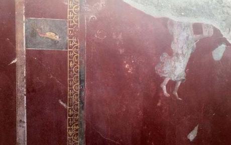 Descubren 14 ánforas romanas en muy buen estado en Pompeya