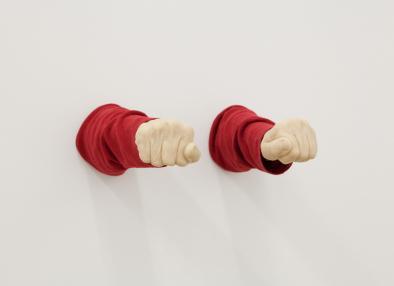 Anders Krisár; Perturbadoras esculturas humanas