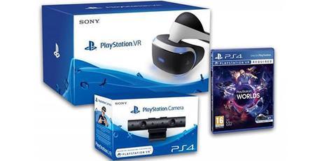 PlayStation VR vende en el Black Friday lo mismo que en su lanzamiento