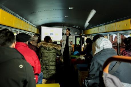 El bus de Google Actívate llega a Alicante, ¿nos vemos allí?