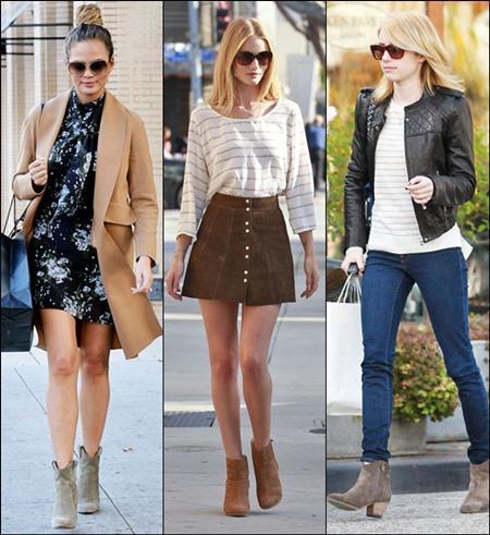 5 Botines que no pasan de moda