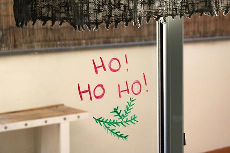 Ventanas decoradas para esta Navidad