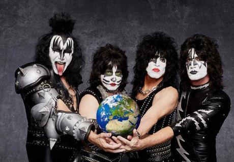 Kiss anuncian concierto en Córdoba... y luego borran la información de su web