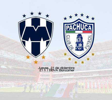 Fecha y Hora  de la Final de Copa MX entre Rayados y Pachuca