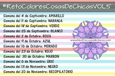 RECOPILACIÓN MANICURAS #Retocolorescosasdechicasvol5
