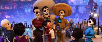 Coco, Pixar desborda originalidad