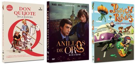 DVD & Blu-Ray   Novedades de 39 escalones Films para el 5 de diciembre