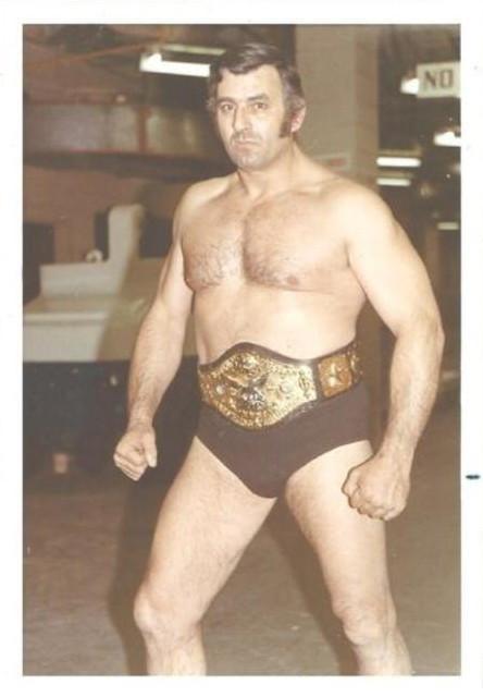 Wrestling History Bites – Baron Mikel Scicluna