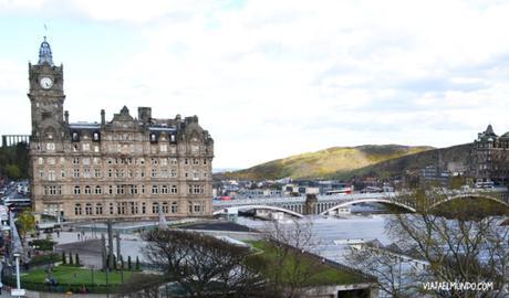 Tras las huellas de Harry Potter en Edimburgo
