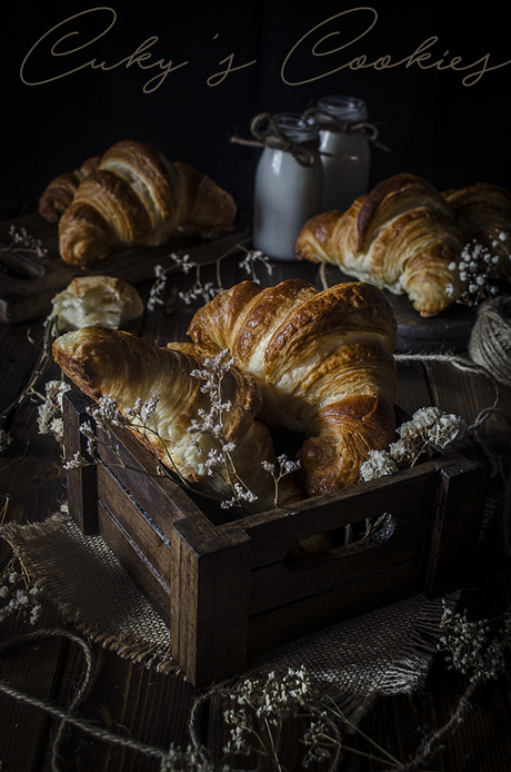 Amor por los croissants