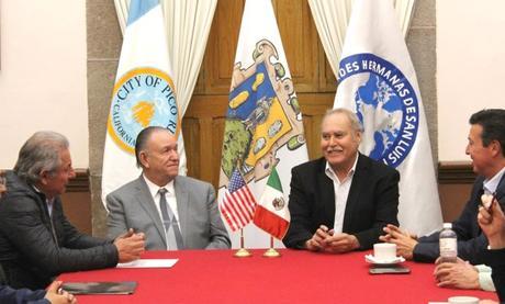 San Luis Potosí y Pico Rivera celebraran 50 años de hermanamiento