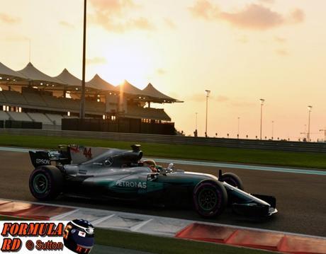 Hamilton etiqueta al nuevo Hypersoft de Pirelli como el mejor compuesto
