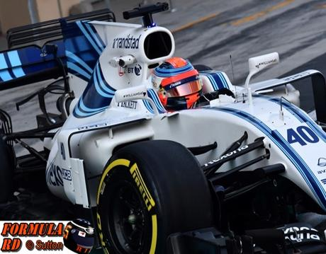 Robert Kubica habla tras test Post-GP Dhabi