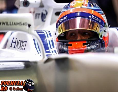 Robert Kubica habla tras test Post-GP Dhabi