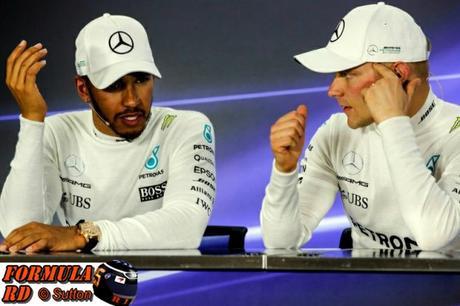 En Mercedes están contentos con su alineación de pilotos actual | La paz reina