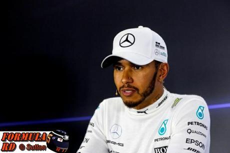 Lewis Hamilton todavía no quiere usar el número 1 en 2018 | Mantiene el 44