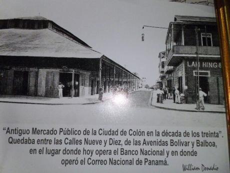 El MERCADO PÚBLICO DE COLON, LUGAR DE CONVERGENCIA FAVORITO DE LOS COLOSENSES