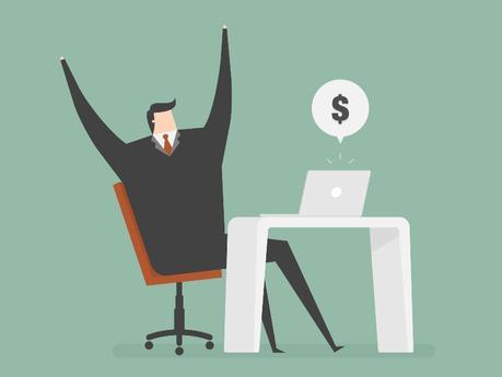 ganar dinero por Internet.