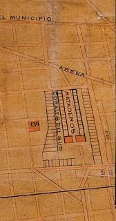 Sobre Uspallata, nueva sede del Gobierno porteño III- La Estación de tranvías,