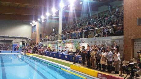 La Delegación de Deportes valora positivamente el paso de la Selección Española Femenina de Waterpolo por Dos Hermanas