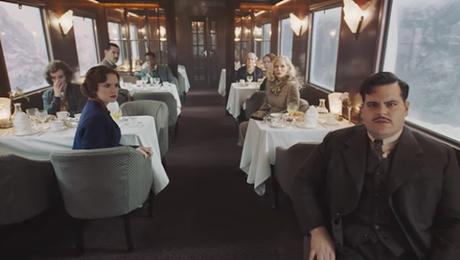 Asesinato en el Orient Express, misterio en el tren